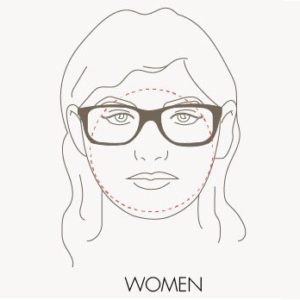 Women's Spectacle Frames